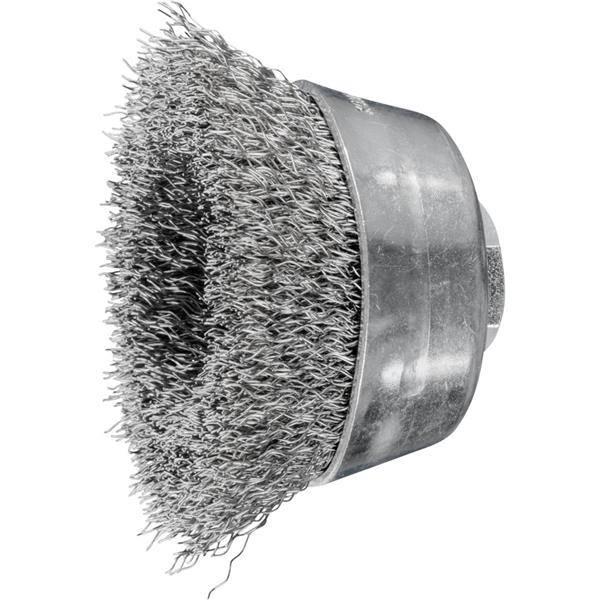 Szczotka doczołowa TBU 60/M14 INOX 0,30