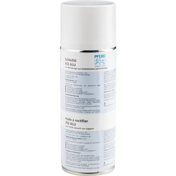 PFERD Olej szlifierski 412 ALU spray 470ml