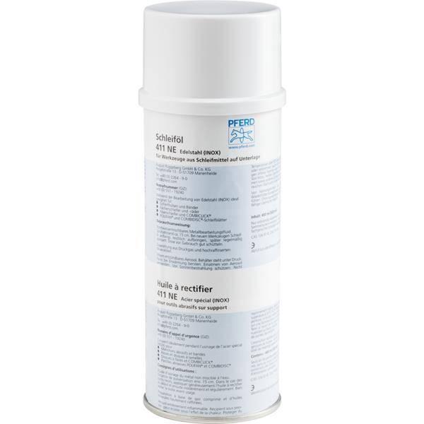 PFERD Olej szlifierski 411 NE spray 470ml