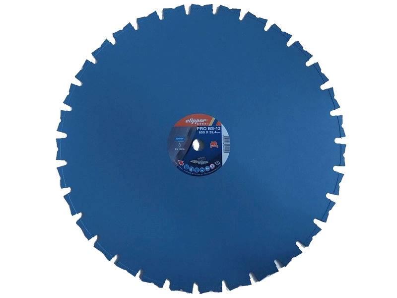 Tarcza diamentowa segm. 650x25,4 PRO UNIVERSAL