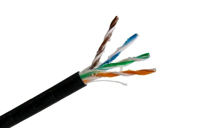 Kabel ziemny UTP żel 5e