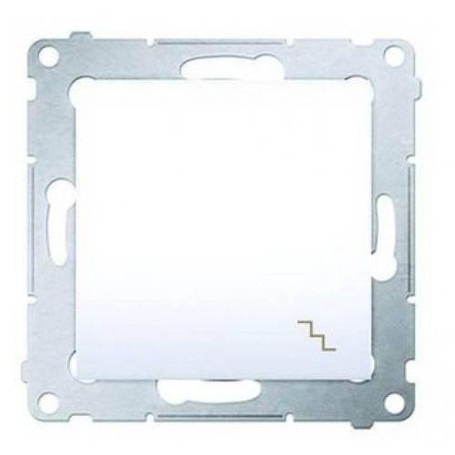 Łącznik schodowy biały Simon54 Premium