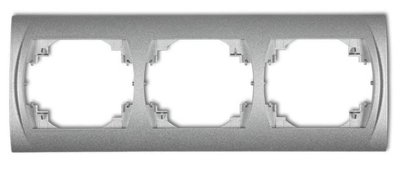 ramka pozioma potrójna 7LRH-3