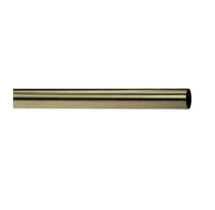 Rura karnisza 19 mm 160 cm