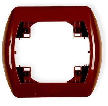 Karlik ramka pojedyncza 4RH-1 brąz