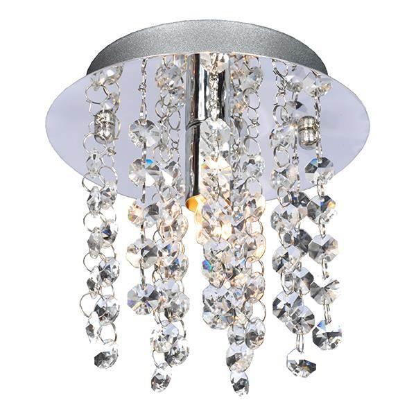 Lampa sufitowa wisząca kryształ
