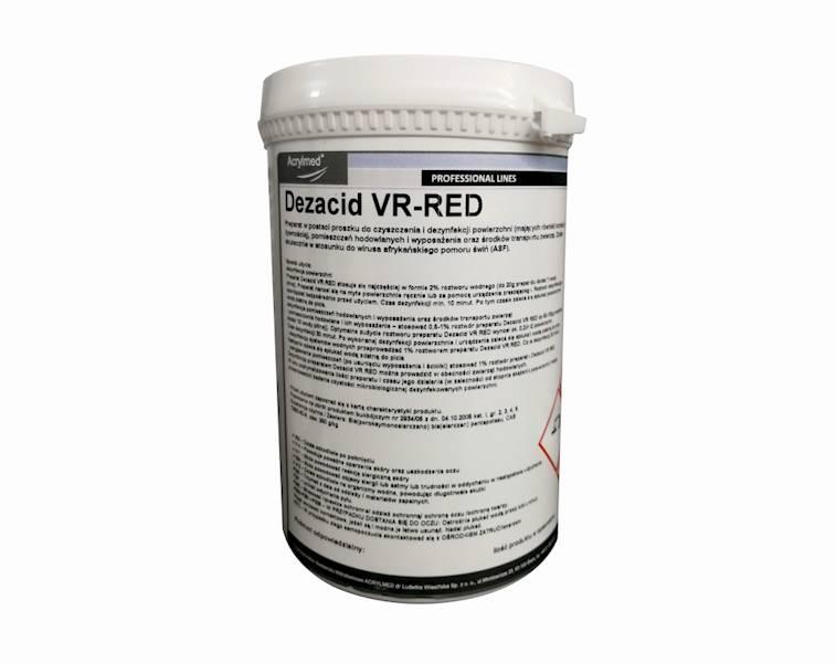 DEZACID VR RED 400g p. wirusom