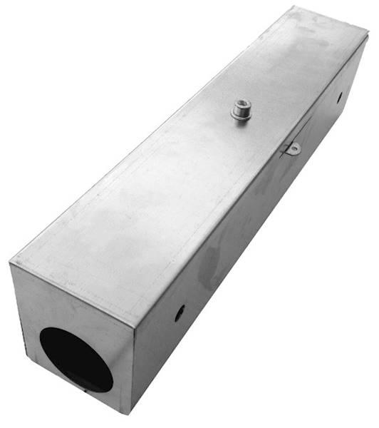 Karmnik metalowy Ekes-Der 8
