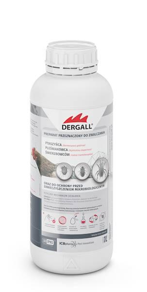 Dergall 1l - na ptaszyńca kurzego i inne pasożyty