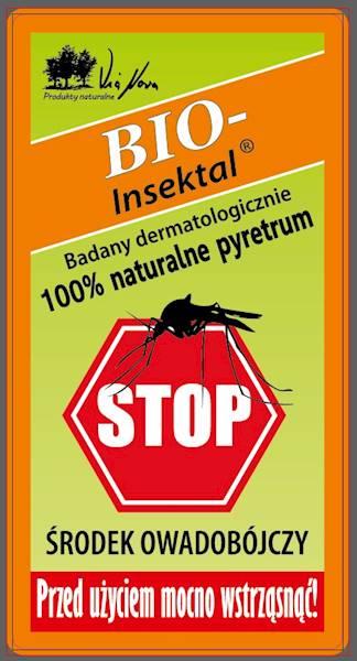 BIO-Insektal 500ml - na komary i nie tylko...