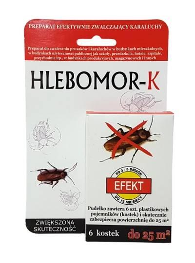 Hlebomor-K kostki 6 szt