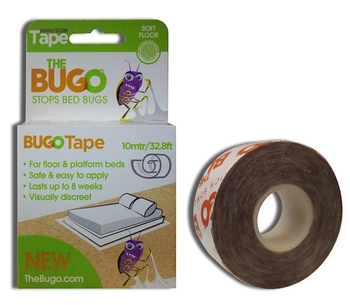 BUGO Tape 10m  - taśma p. pluskwom pow. miękkie