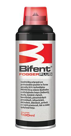 Bifent Fogger Plus 100ml - bomba aerosol na karalu