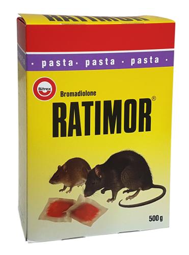 Ratimor trutka miękka 500g