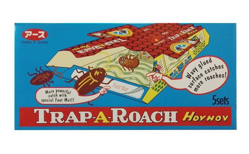 Detektor owadów HOY HOY Trap-a-Roach (opakowanie 5 sztuk)