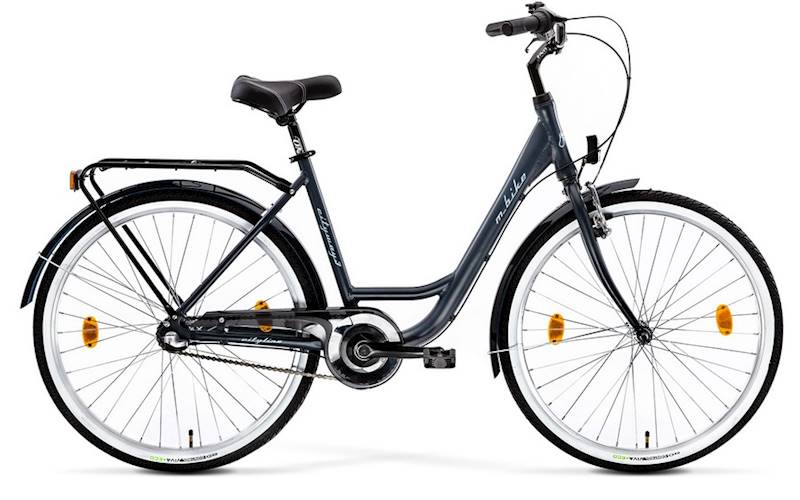 ROWER MERIDA M-BIKE CITYWAY 3 46CM MATT GREY