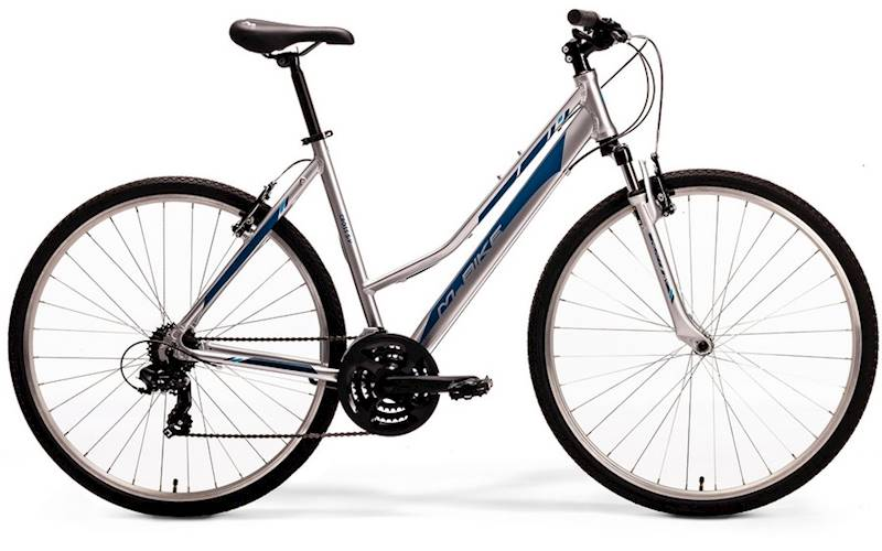 ROWER MERIDA M-BIKE CROSS 5-V LADY S(46) SILVER..