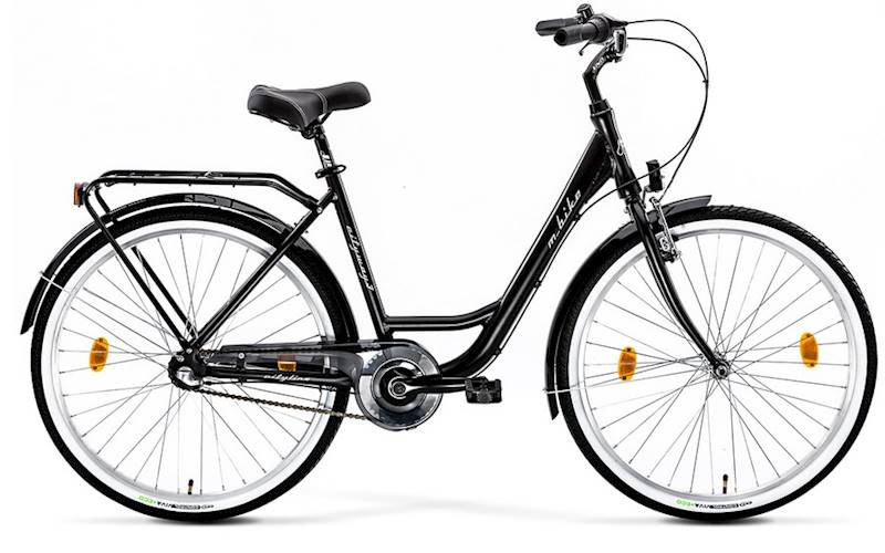 ROWER MERIDA M-BIKE CITYWAY 3 46CM MATT BLACK