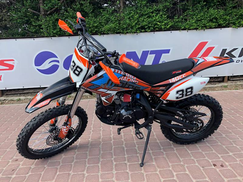 CROSS X-MOTOS XB38 E-START 19/16 140CC