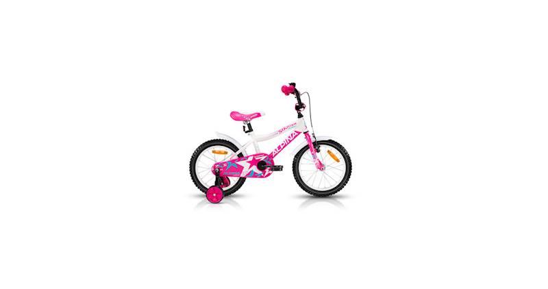 "ROWER KELLYS ALPINA Starter 16"" pink"