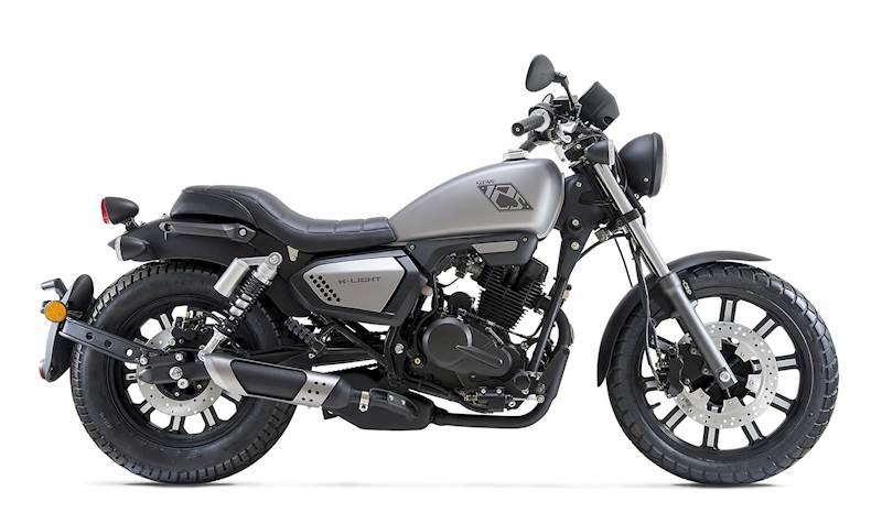 MOTOCYKL KEEWAY K-LIGHT 125 EURO 4