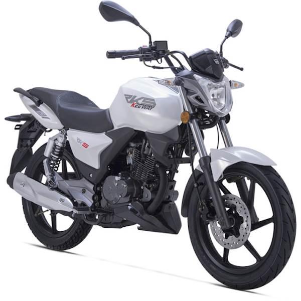 MOTOCYKL KEEWAY RKS125i  EURO 4