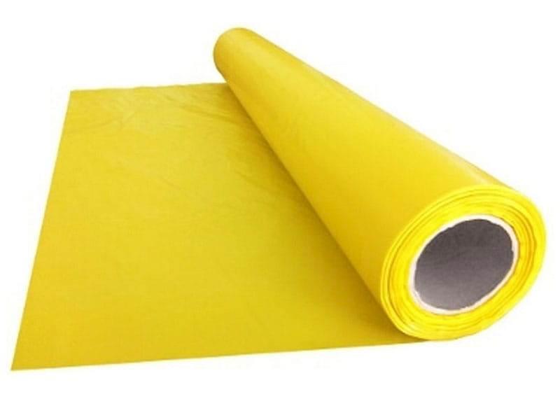 Folia paroizolacyjna żółta (2m x 50m / 110 my)