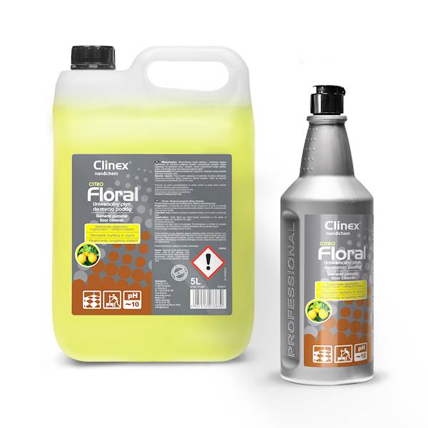 Clinex Floral Citro 5L