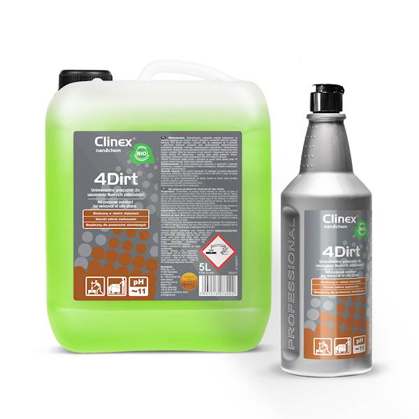 Clinex 4 Dirt 5L
