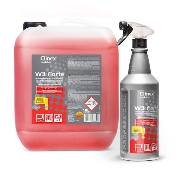 Clinex W3 Forte 1L