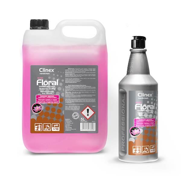 Clinex Floral Blush 5L