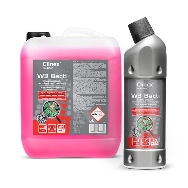 Clinex W3 Bacti 1L