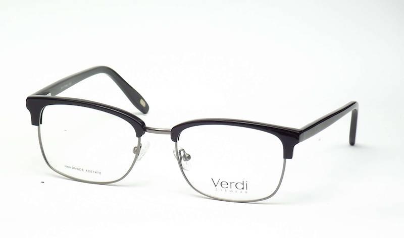 Oprawa okularowa VD1665 C02 Verdi - gun