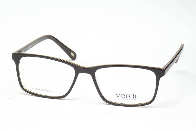 Oprawa okularowa VD1668 C05 Verdi - brąz