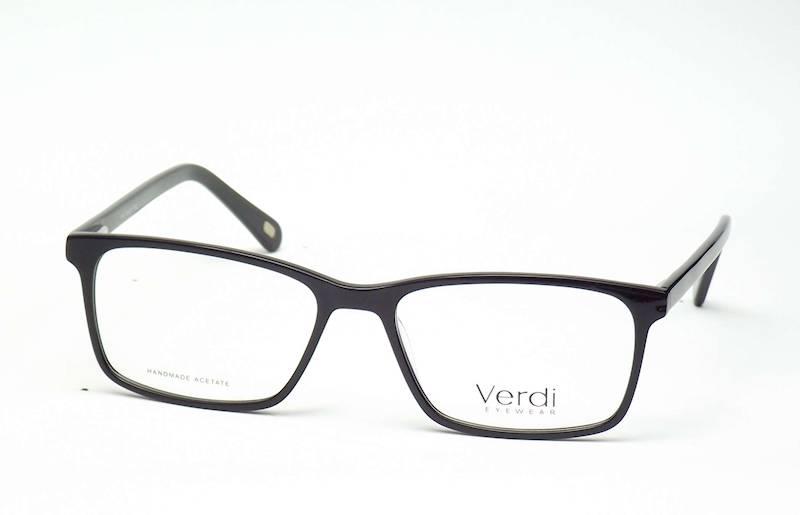 Oprawa okularowa VD1668 C01 Verdi - czarny