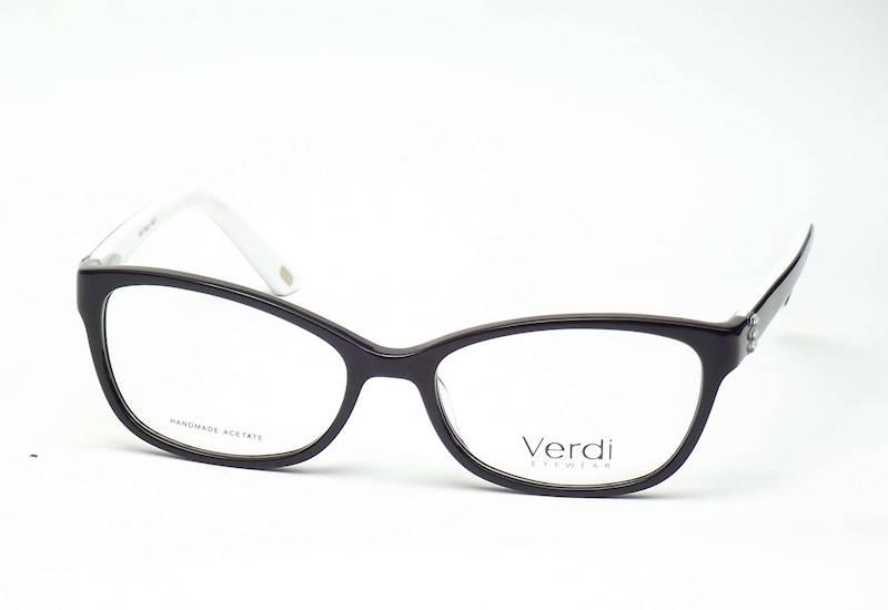 Oprawa okularowa VD1667 C03 Verdi - czarn/biały
