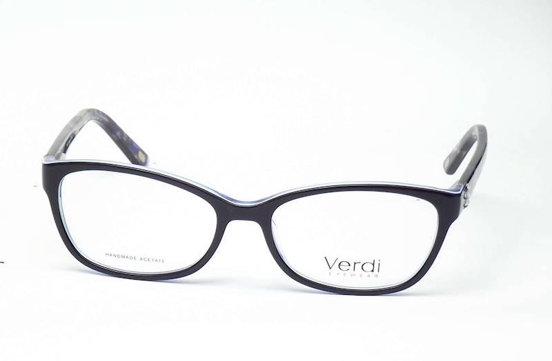 Oprawa okularowa VD1667 C02 Verdi - granat/nieb