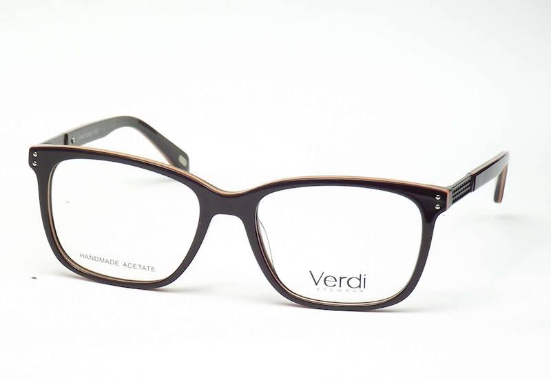 Oprawa okularowa VD1666 C04 Verdi - brąz