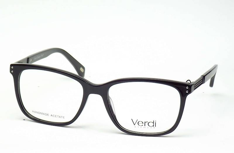 Oprawa okularowa VD1666 C01 Verdi - czarny