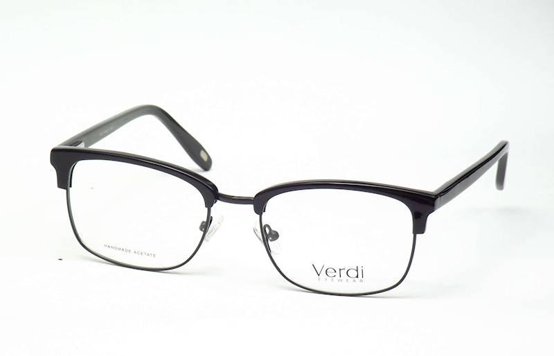 Oprawa okularowa VD1665 C03 Verdi - czarny