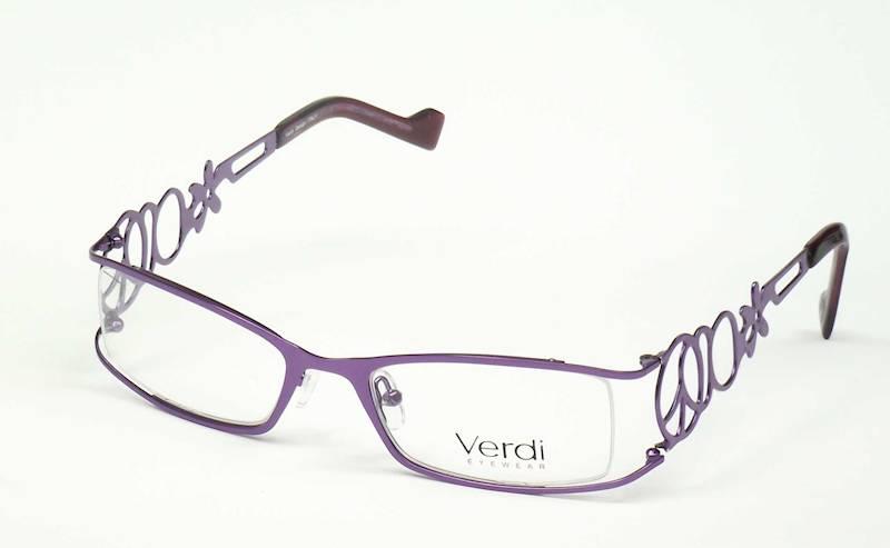 Oprawa okularowa VD1107 C02 Verdi - purpura