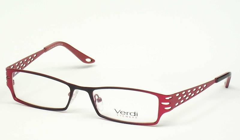 Oprawa okularowa VD1301 C01 Verdi - burgund