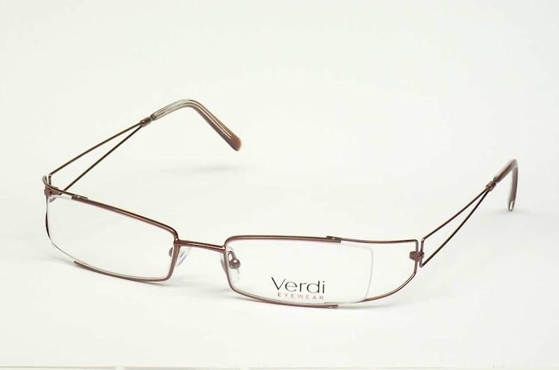 Oprawa okularowa VD1101 C06 Verdi - brąz