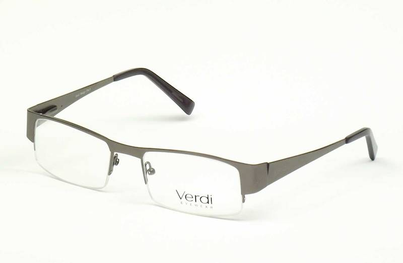 Oprawa okularowa VD1106 C02 Verdi - gun/szary