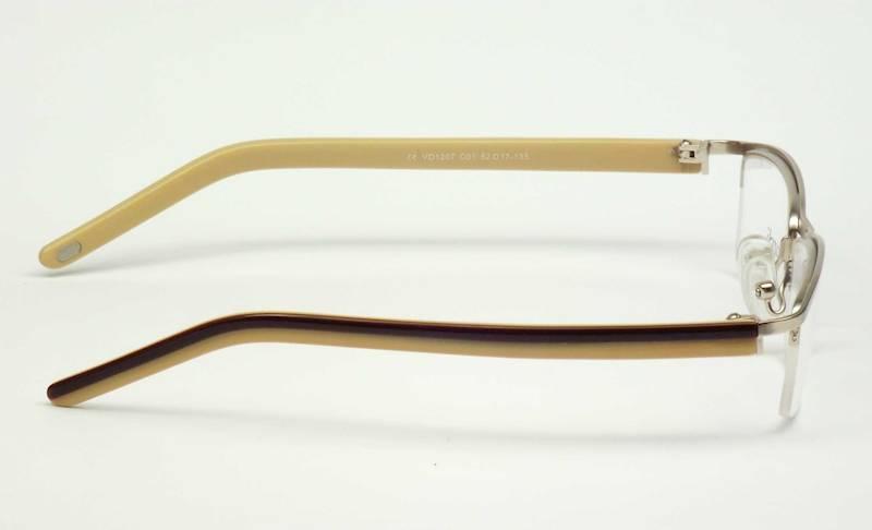 Oprawa okularowa VD1207 C01 Verdi - brąz/beż