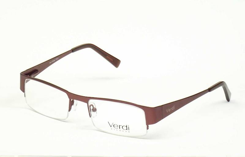 Oprawa okularowa VD1106 C03 Verdi - brąz/brąz
