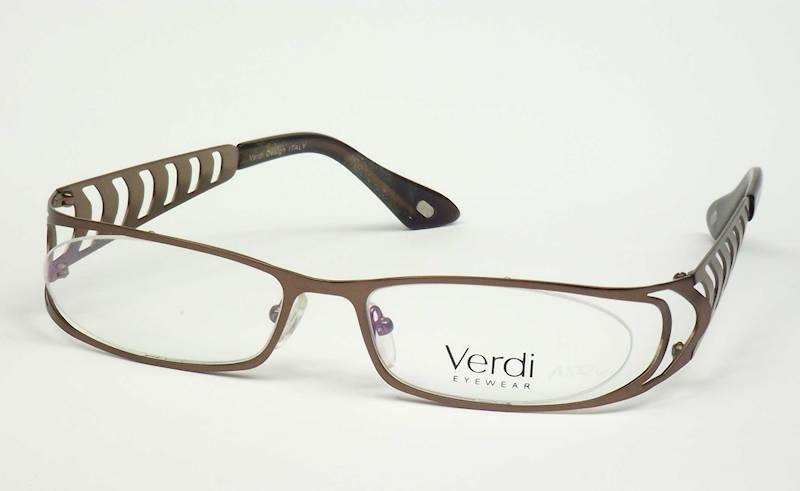 Oprawa okularowa VD1205 C02 Verdi - miedź