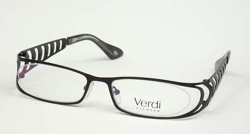 Oprawa okularowa VD1205 C01 Verdi - czarny