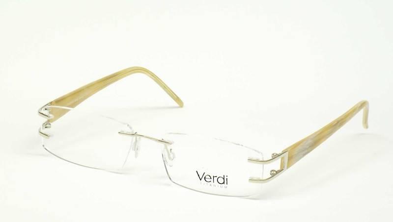 Oprawa okularowa VD1105 C01 Verdi - zloto/orange