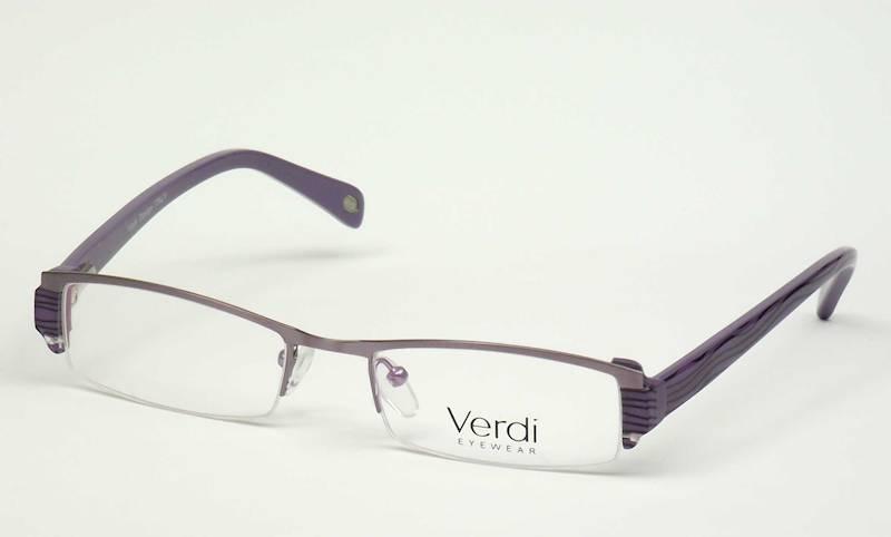 Oprawa okularowa VD1203 C03 Verdi - purpura